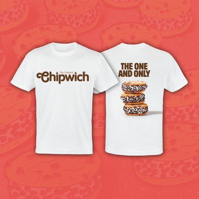 Chipwich T Shirts Youth Pair