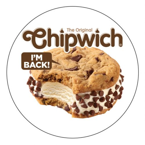 The Original Chipwich Decal